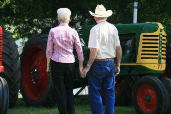 caring older parents