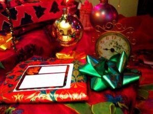 gifting through the holidays