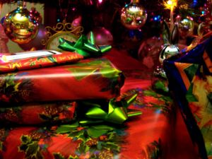 gifting through the holicays