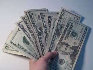 come up with cash fast