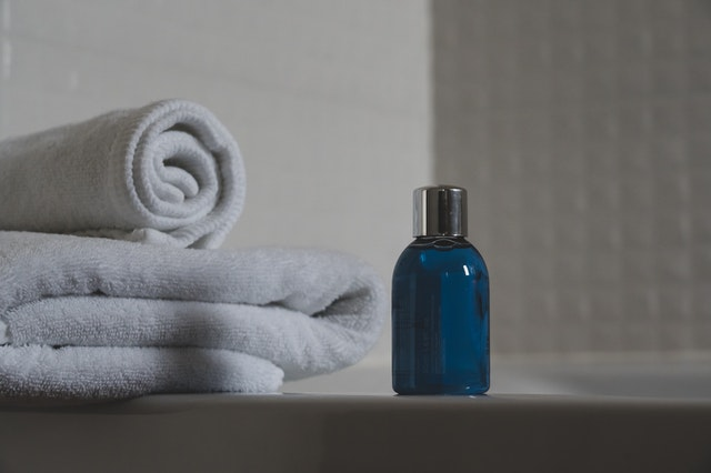 Budget with eco-friendly toiletries