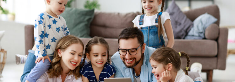 5 Budgeting Tips for Big Families